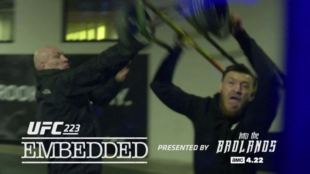 UFC 223 Embedded Vlog Series - Episode 5