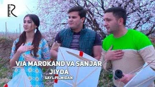 VIA Marokand va Sanjar Halikov - Jiyda (Tas-ix klip 2018) ВИА Мароканд ва Санжар Халиков - Жийда (Sa