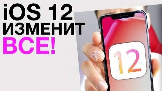 Характеристики iOS 12 и 3 камеры для iPhone 2018. Вертолет всего за 7000$
