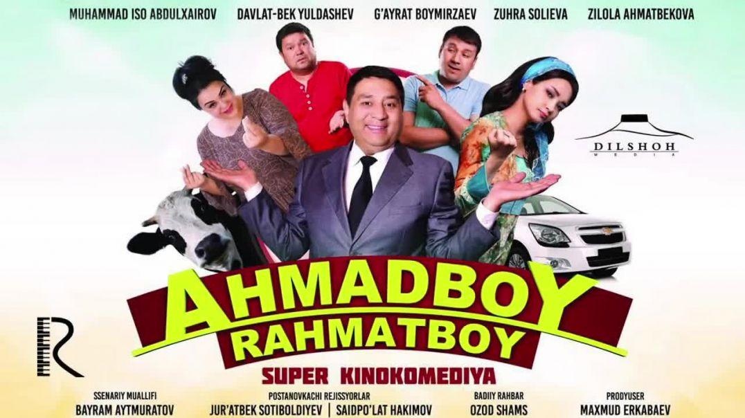 Ахмадбой Рахматбой (трейлер Uzbek kino tas-ix 2018) Ahmadboy Rahmatboy (treyler)