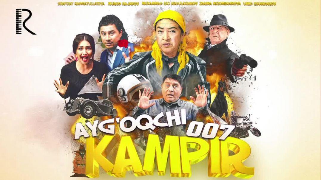 Ayg'oqchi kampir 007 (treyler) Аигокчи кампир 007 (треилер)