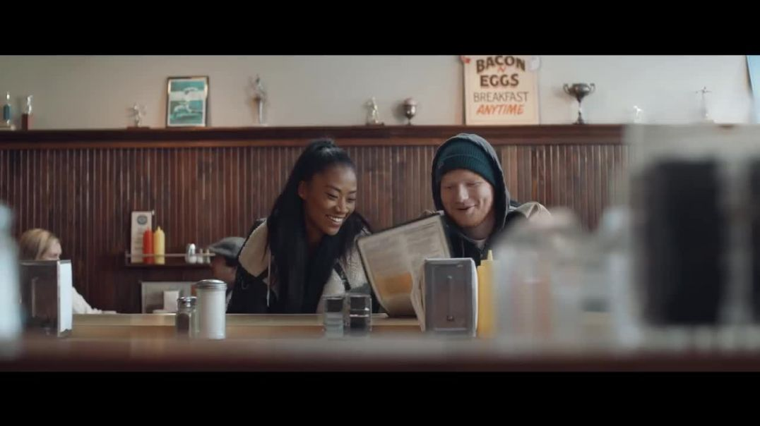 Ed Sheeran – Shape of you (Official Video)