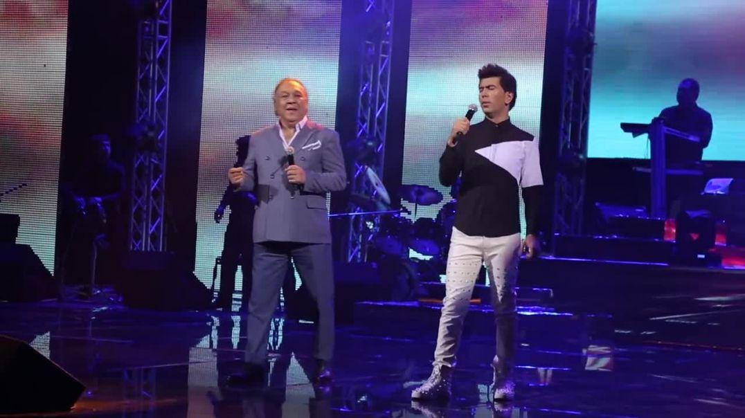 Sardor Mamadaliyev - Bo'ri Мирзабек ва Сардор - Бури (concert version 2018)