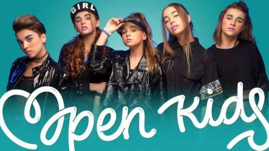OpenKids-Ctikerom (Official Video 2018) Open Kids-Стикером
