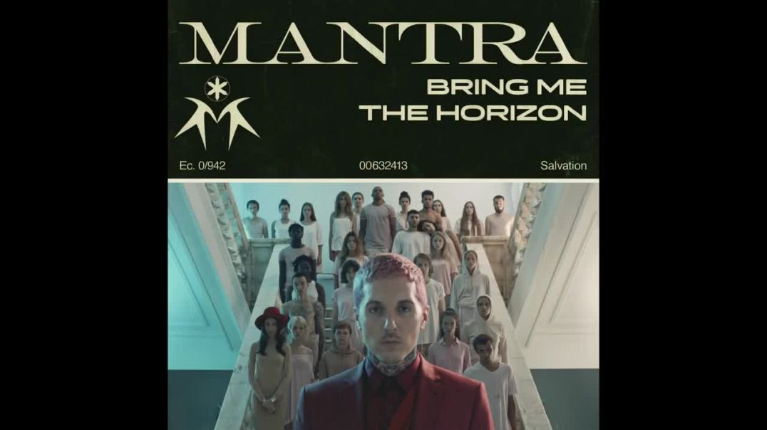 Bring Me The Horizon - MANTRA (Official Audio).