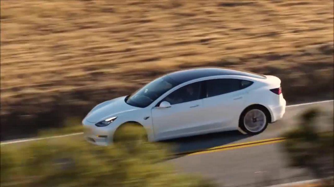 Электромобиль Тесла Модел 3  Elektromobil Tesla Model 3