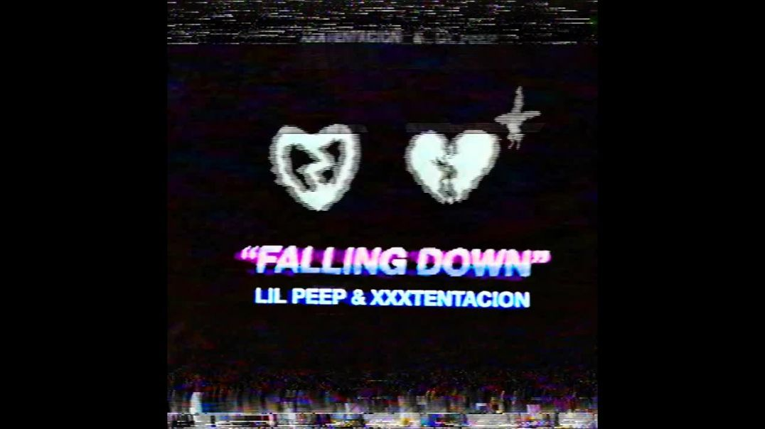 Lil Peep & XXXTENTACION - Falling Down(Offcial video 2018)