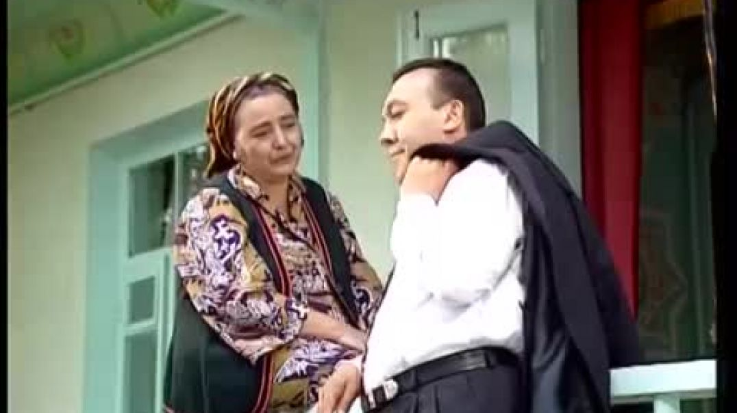 Mirzabek Xolmedov - Men ham odam (qisqa metrajli film)