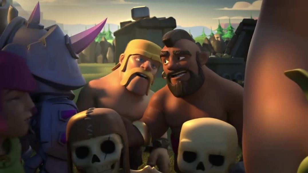 Clash of Clans Eight Clans Enter, One Clan Leaves