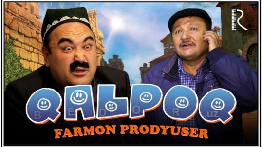 Qalpoq - Farmon prodyuser
