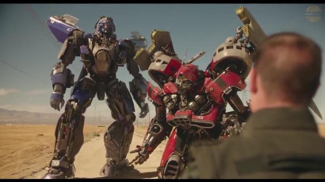 BUMBLEBEE(Transformers 2018) Фильмы БАМБЛБИ 2018