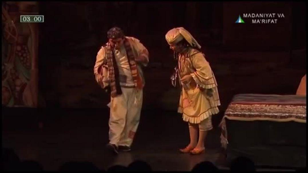 SHUM BOLA Spektakli Yangi Talqinda
