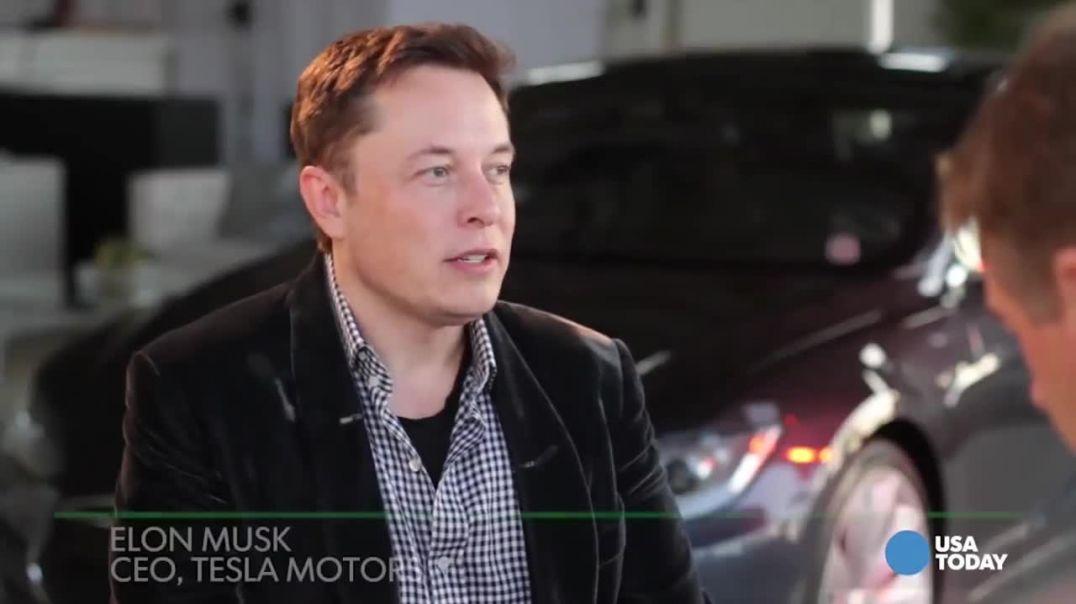 Илон Маск освободил Tesla!