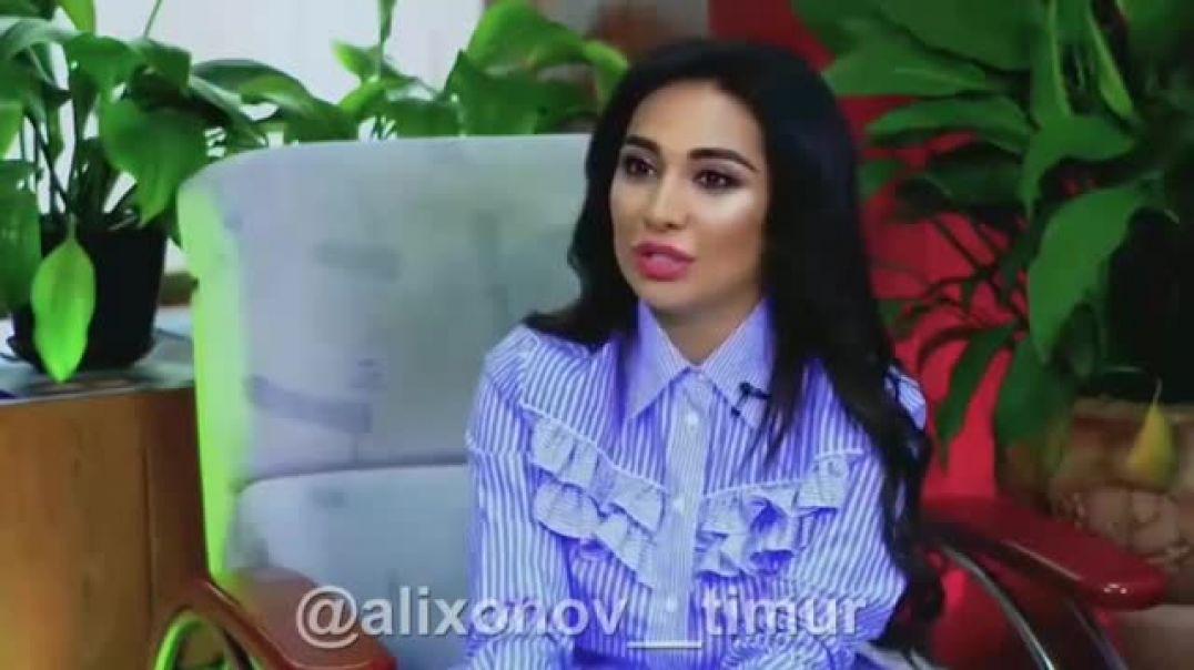 Муниса Ризаева билан очикчасига Интервью