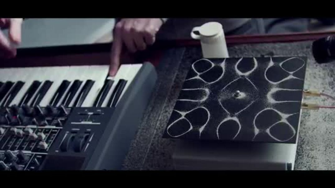 CYMATICS - NIGEL STANFORD - Super Music 2019 VIDEO
