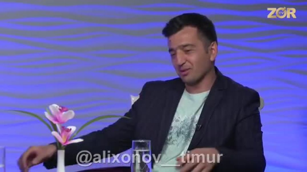 Жахонгир Позилжонов Билан очикчасига Интервью