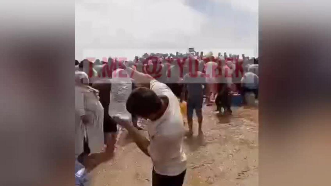 Наманганда Шифобахш сув чикди 2019