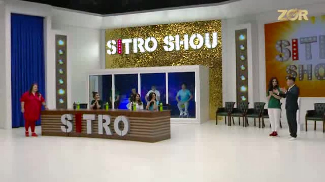 Ситро Шоу 1-сон(Юлдузлар Жуфтлиги) | Sitro Shou 1- son YULDUZLAR JUFTLIGI