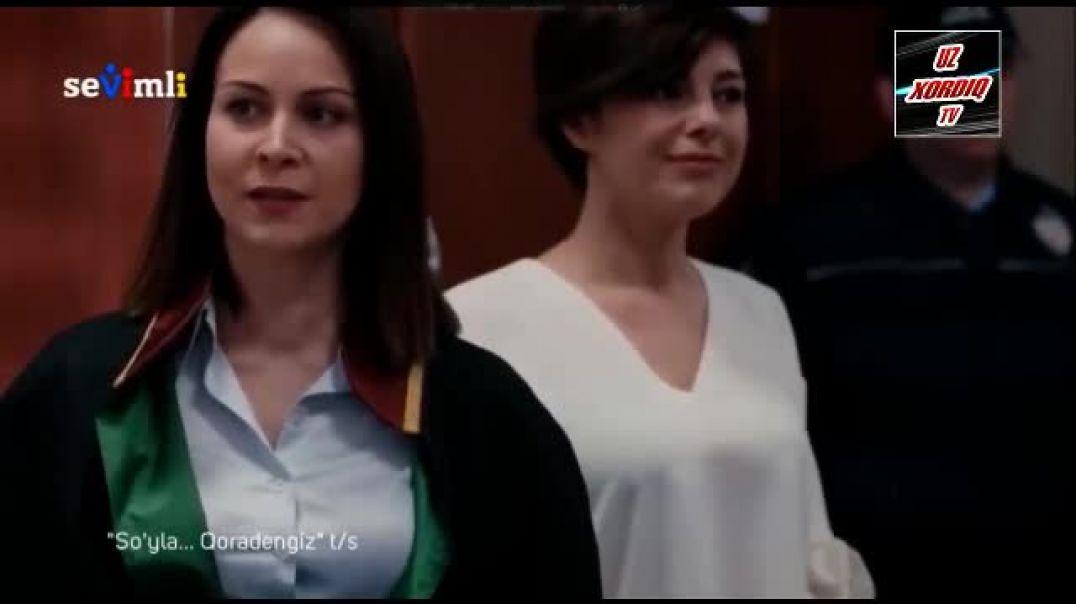 Суйла Кора Денгиз(Турк Сериал) Soyla Qora dengiz 39 qism (Turkiya seriali ozbek tilida)