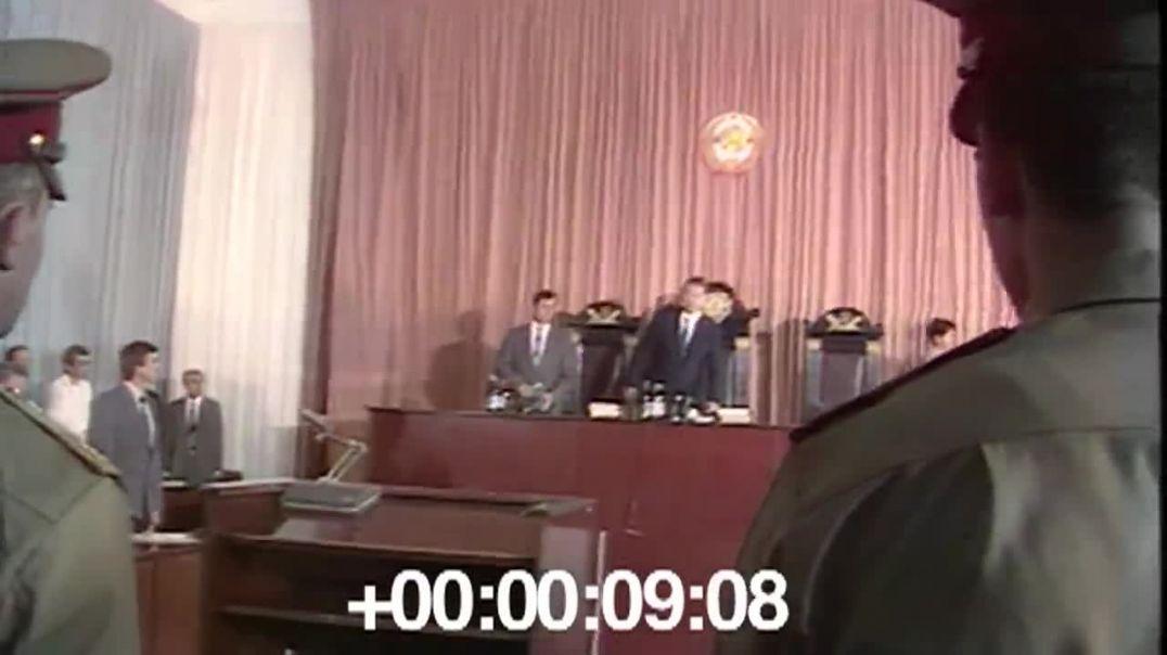 1987.07.29 Суд над виновниками аварии на ЧАЭС. Причины