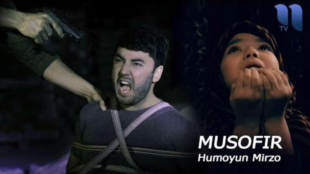 Humoyun Mirzo - Musofir (Official Music Video)