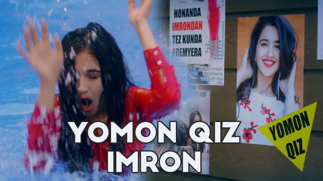 Imron - Yomon qiz (Official HD Klip)