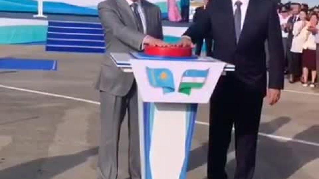 Первый Автомагистраль в Узбекистане 2019
