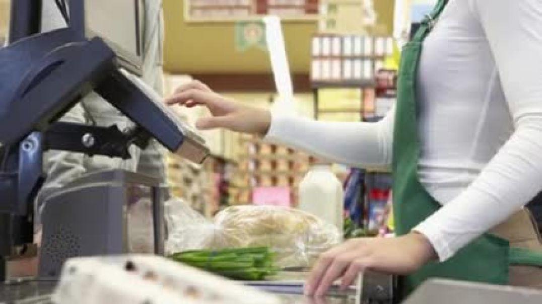 Supermarket kassasida uzoq turib qolmaslik uchun maslahatlar.mp4