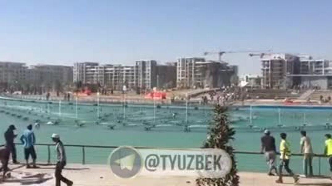 Tashkent City 2025 vs Dubai  ?