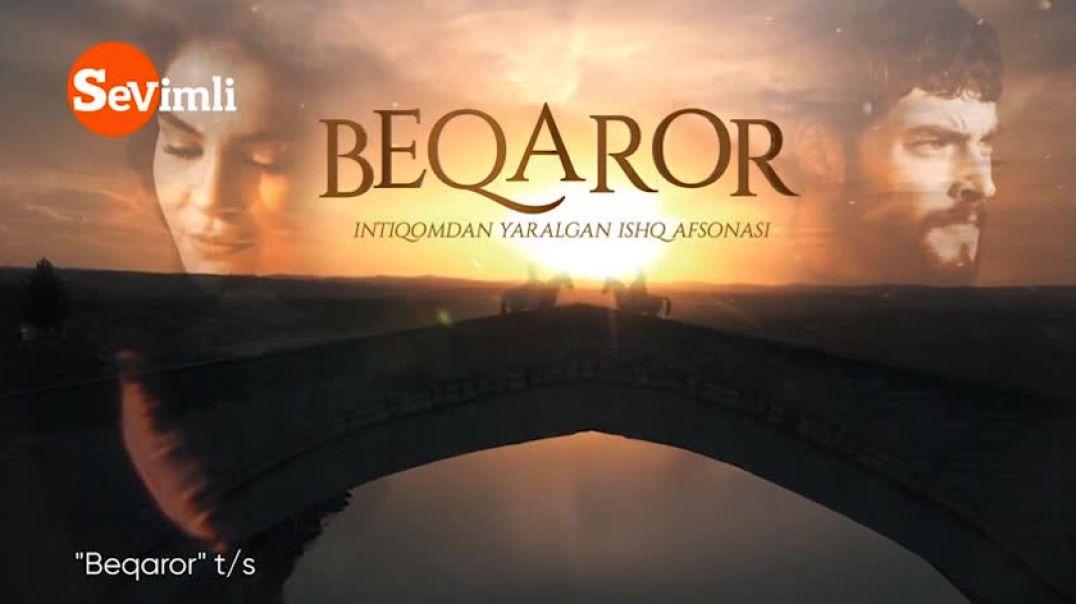 BEQAROR 15-QISM (TURK SERIAL) БЕКАРОР 15-КИСМ  - ТУРК СЕРИАЛ УЗБЕК ТИЛИДА