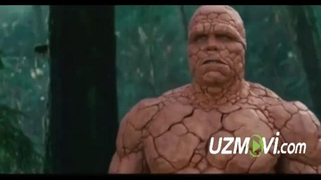 Fantastik To'rtlik 2(Uzbek tilida) Tarjima Kino | Фантастик Туртлик 2(Узбек тилида) Таржима Кин