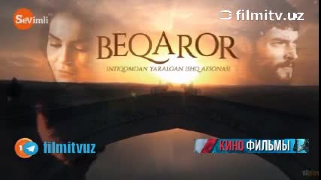 """""""BEQAROR"""" Seriali 17-qism"""