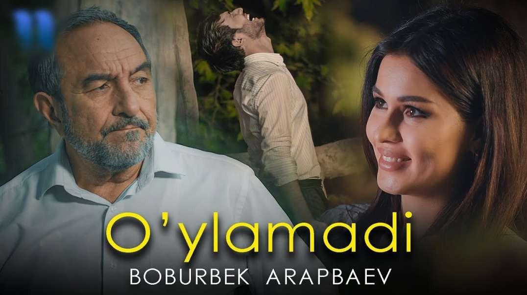Boburbek Arapbaev - O'ylamadi (Official HD Klip)
