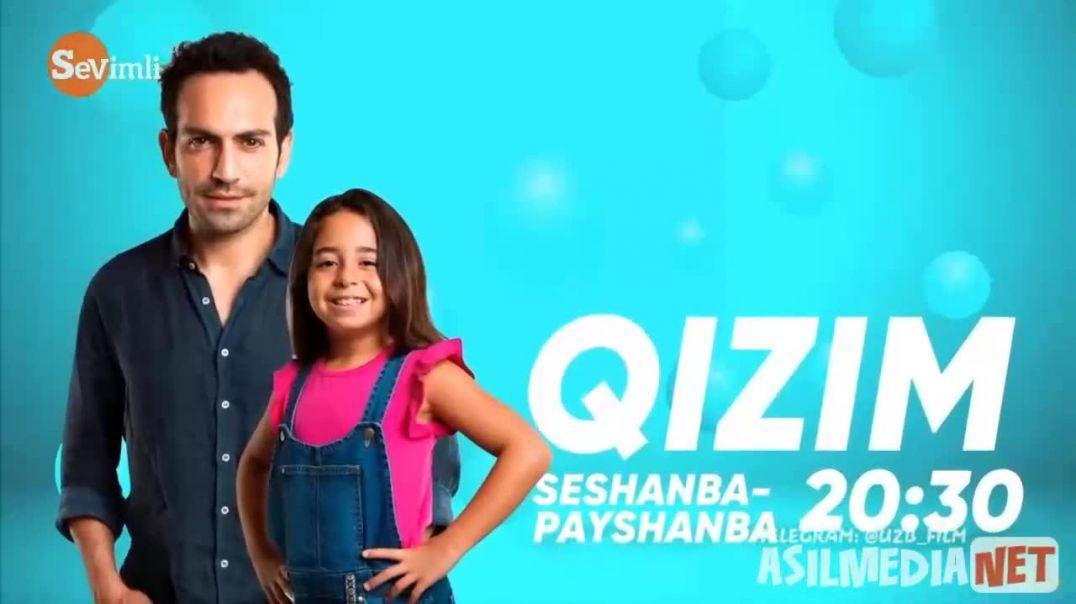 Qizim 1-qism  (Turk seriali HD) Ozbek tilida | Кизим 1-кисм (Турк Сериал) Узбек тилида