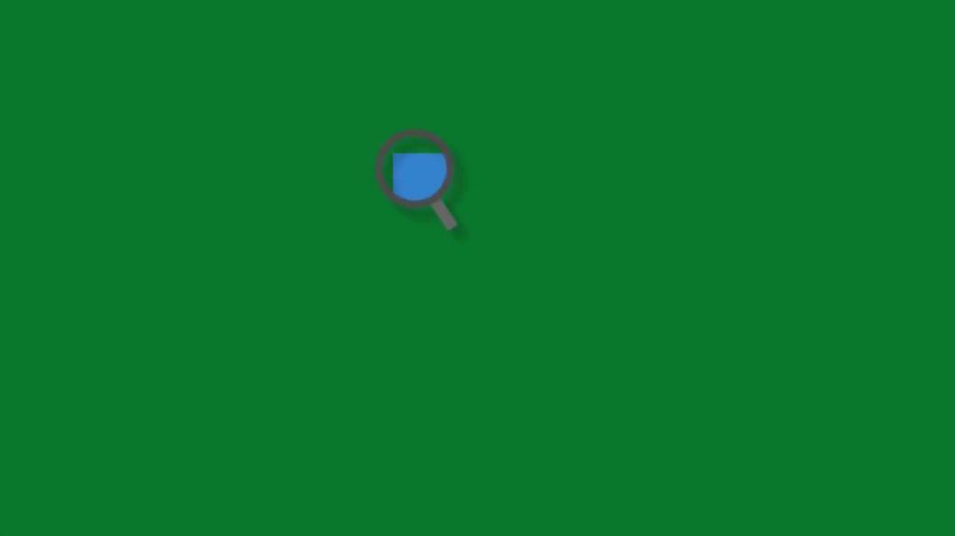 Green Screen Animated Social Media 10