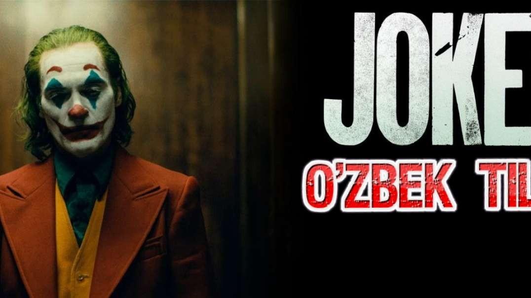 JOKER (O'ZBEK TILIDA) - ДЖОКЕР УЗБЕК ТИЛИДА