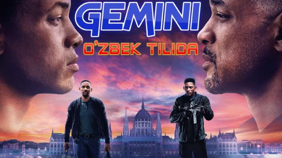 Gemini Uzbekcha tarjima 2019 HD O'zbek tilida tas-ix skachat