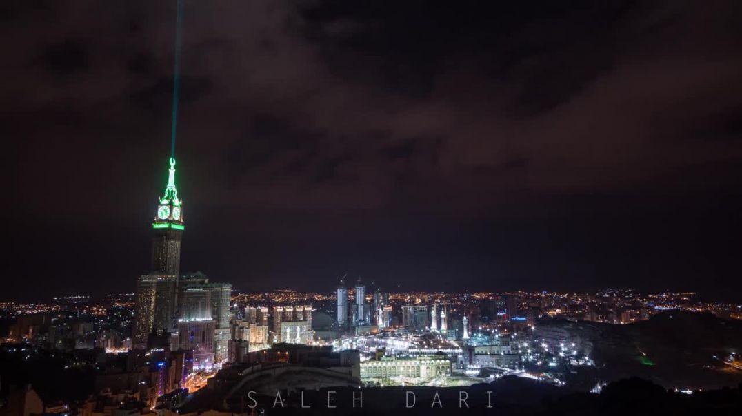 Makkah timelapse - soon (Offcial Video Tas-ix)
