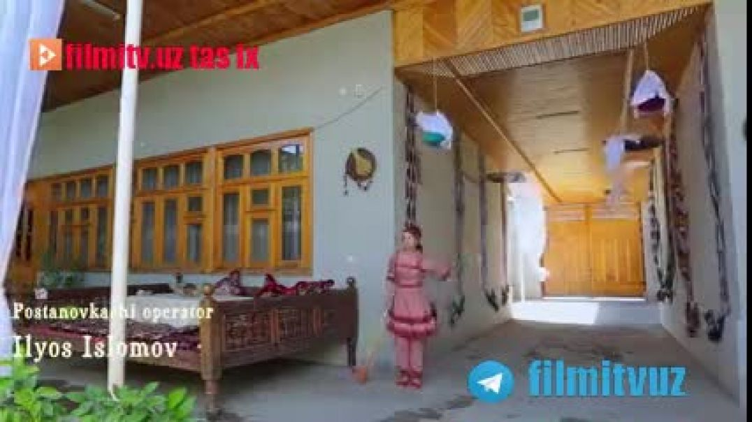 """Paxmoq kelin"" (2-qism) l ""Пахмо# келин"" (2-серия) FILMITV.UZ"