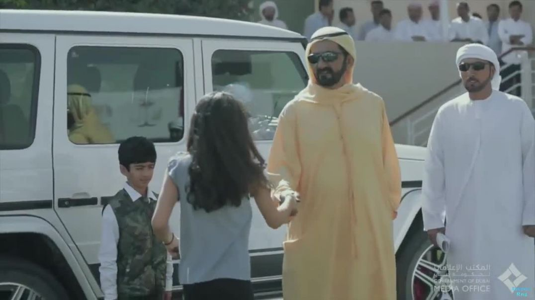 Sheikh Mohammed(Dubai King - Lifestyle (Offcial Video of Vimo)