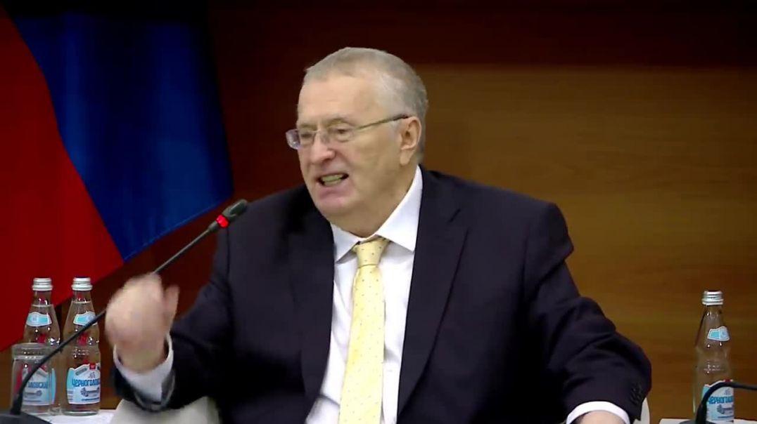 Жириновский ответил- Существует ли СССР до сих пор!