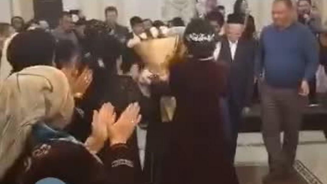 Uzbekcha yubeley  60 yillik