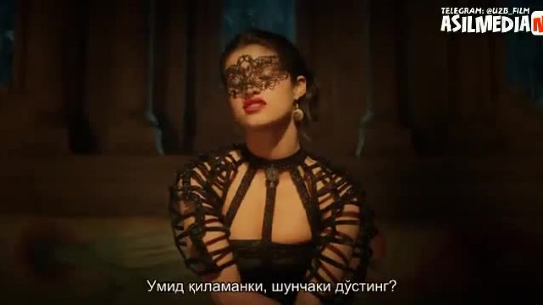 Jodugar Serial 5-qism  Ozbekcha subtitlda
