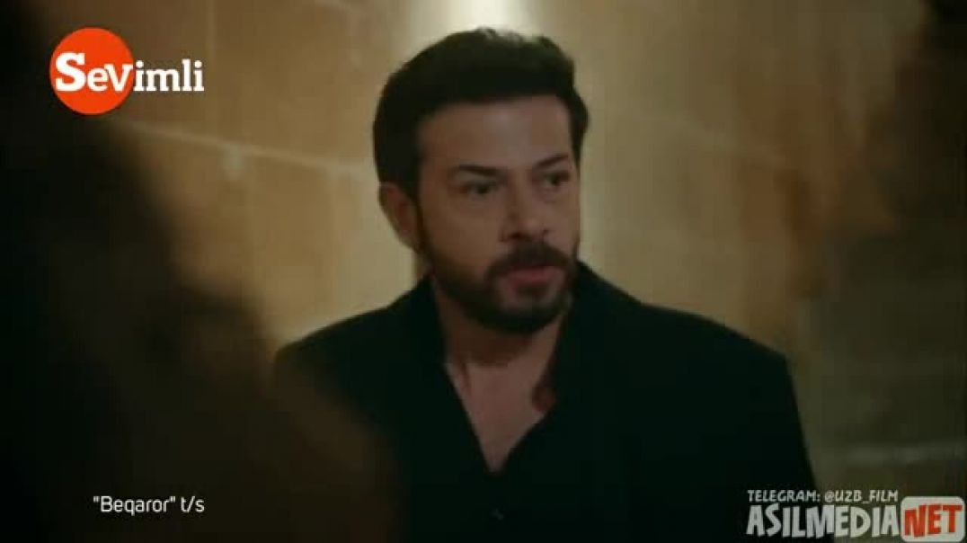 Beqaror Turk seriali Ozbek tilida 105-qism