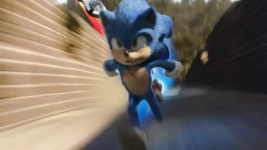 SONIC: THE HEDGEHOG New-HD MOVIE'2020