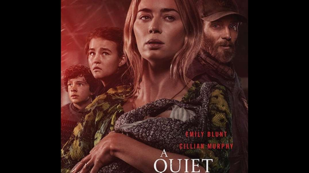 A QUIET PLACE part-2  Emily Blunt (2020)