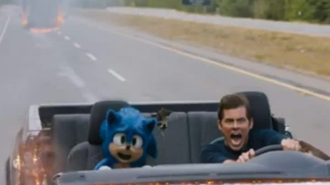SONIC: THE HEDGEHOG Ben Schwartz (2020)