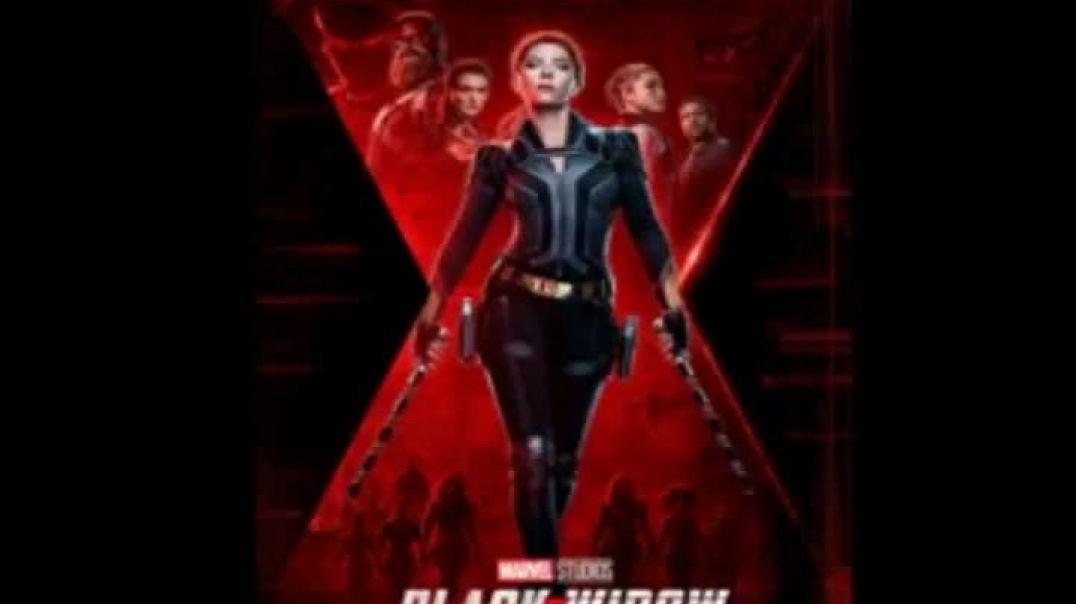 BLACK WIDOW -Florence Pugh (2020)