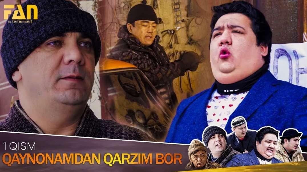 Qaynonamdan qarzim bor ¦ Komediya serial - 1 qism.mp4