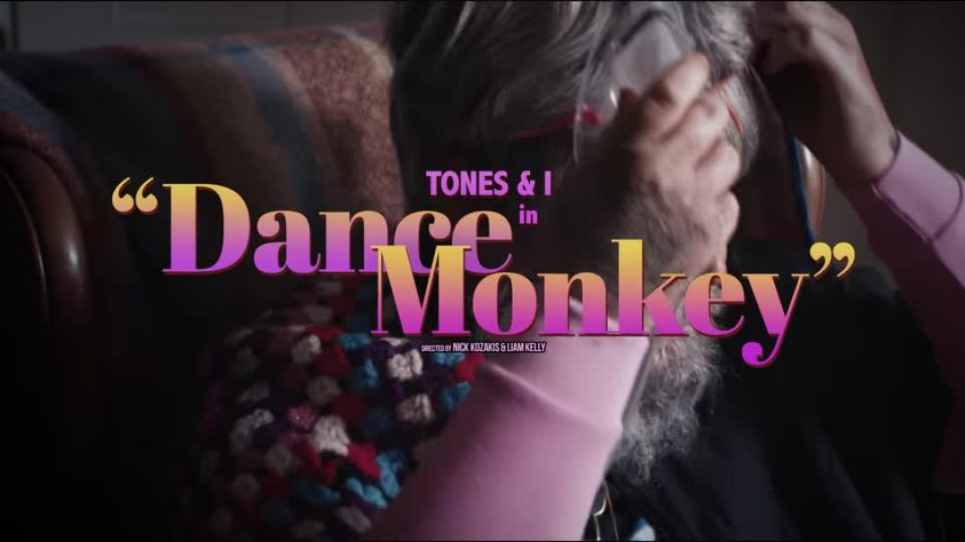TONES AND I - DANCE MONKEY (OFFICIAL VIDEO)